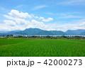 大糸線 ローカル線 電車の写真 42000273