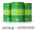 バイオ燃料 ドラム 燃料のイラスト 42001058