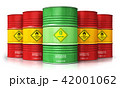 バイオ燃料 樽 バレルのイラスト 42001062