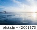 弁天島 浜名湖 鳥居の写真 42001373