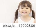 子供 人物 女の子の写真 42002380