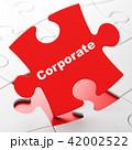 ビジネス 商売 立体のイラスト 42002522