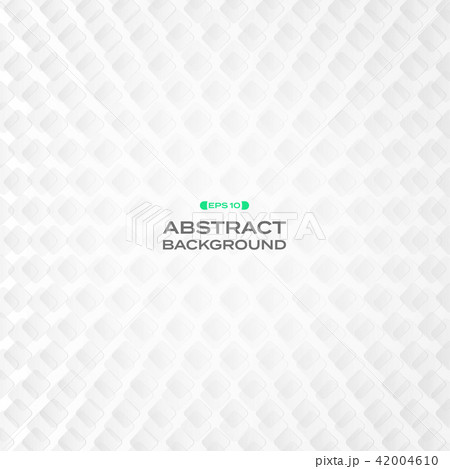 Abstract of square gradient gray pattern 42004610