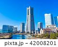 【神奈川県】みなとみらい 42008201