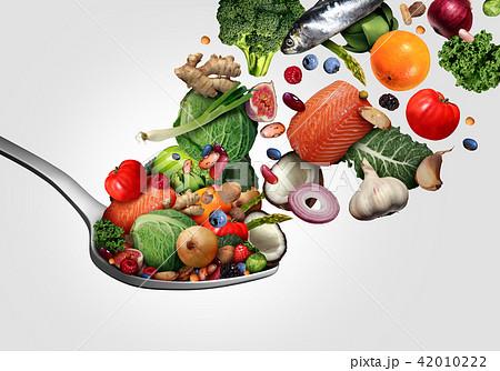 Healthy Food Eating 42010222