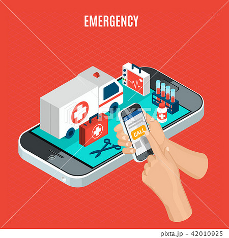 Emergency Isometric Concept 42010925