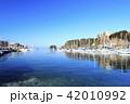 諸磯湾の冬 42010992