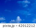 夏の雲 42012212
