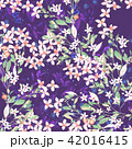 花 フラワー お花のイラスト 42016415