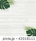 背景-夏-南国-植物-白壁 42018111