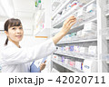 調剤薬局 薬剤師 人物の写真 42020711