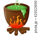 マンガ 鍋 どくのイラスト 42022600