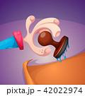 スタンプ ベクタ ベクターのイラスト 42022974