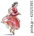 ダンス 42025365