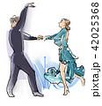 ダンス 42025368