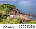 城山日出峰 済州島 世界遺産の写真 42026130