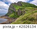 城山日出峰 済州島 世界遺産の写真 42026134