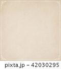 背景-紙-古紙-フレーム 42030295
