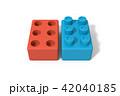 おもちゃのブロック 42040185