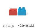 おもちゃのブロック, プラグイン 42040188