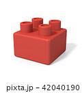 おもちゃのブロック, プラグイン 42040190