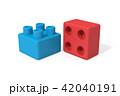 おもちゃのブロック 42040191