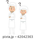 給食職員or食品工場の男女が疑問を持つ 42042363