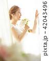 女性 ウェディング ブライダルの写真 42043496