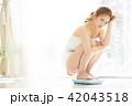 女性 ビューティーイメージ ダイエット 42043518