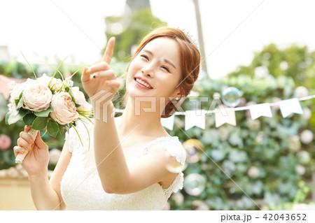 女性 ブライダルイメージ 42043652