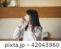 女性 カフェ ランチの写真 42043960