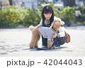 女性 アジア人 1人の写真 42044043