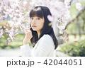 人物 ポートレート 女性の写真 42044051