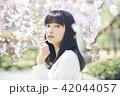 人物 ポートレート 女性の写真 42044057