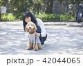 人物 アジア人 散歩の写真 42044065
