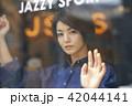 ポートレート 女性 アジア人の写真 42044141