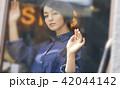 ポートレート 女性 アジア人の写真 42044142
