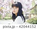 人物 ポートレート 女性の写真 42044152