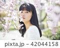 人物 ポートレート 女性の写真 42044158