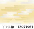 和柄 柄 模様のイラスト 42054964