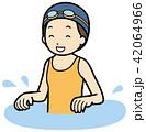 水泳 運動 スポーツのイラスト 42064966