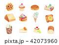 デザートセット 42073960