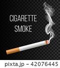 紙巻タバコ タバコ たばこのイラスト 42076445