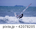 ウインドサーフィン 42078205