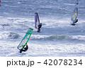 ウインドサーフィン 42078234