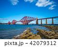 Forth Bridge across Firth of Forth in edinburgh 42079312