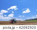 【北海道富良野】農業 42092920
