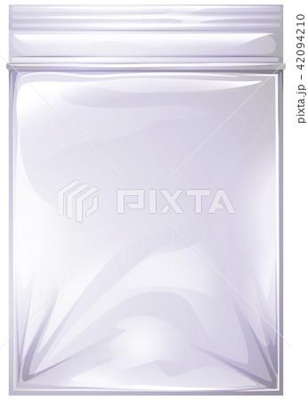 Small empty plastic bag 42094210