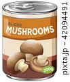 ベクター カン 缶のイラスト 42094491