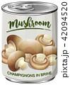 A Can of Mushroom 42094520